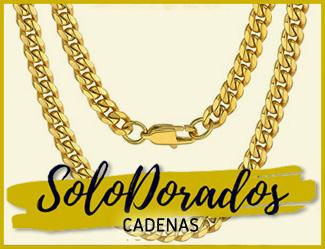 cadenas doradas