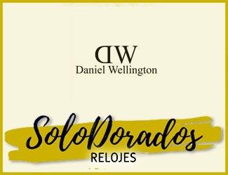 Relojes Daniel Wellington Dorados